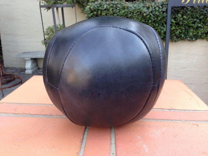 Decorative Leather Balls