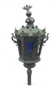 A 19th Century Italian Hexagonal Night Lantern