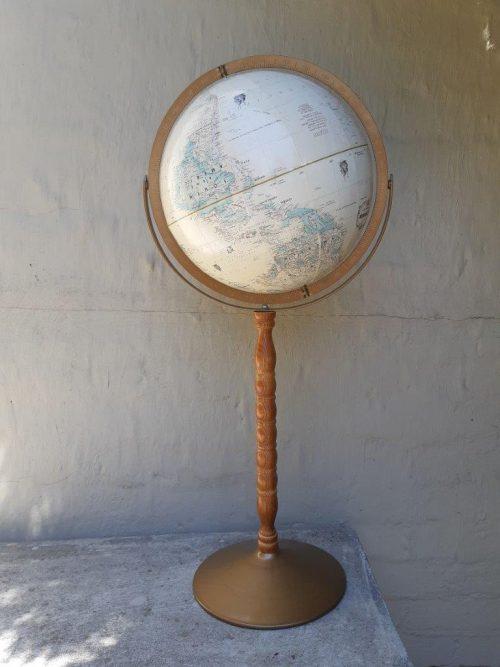 Vintage Globemaster Globe Legend Ed.