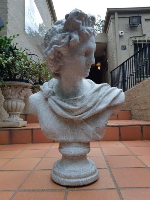 Concrete Female Bust - 61kg