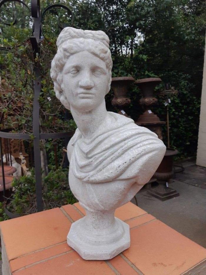 Concrete Female Bust - 20kg