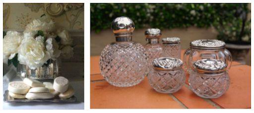 Antique & vintage silver silver for modern bathrooms