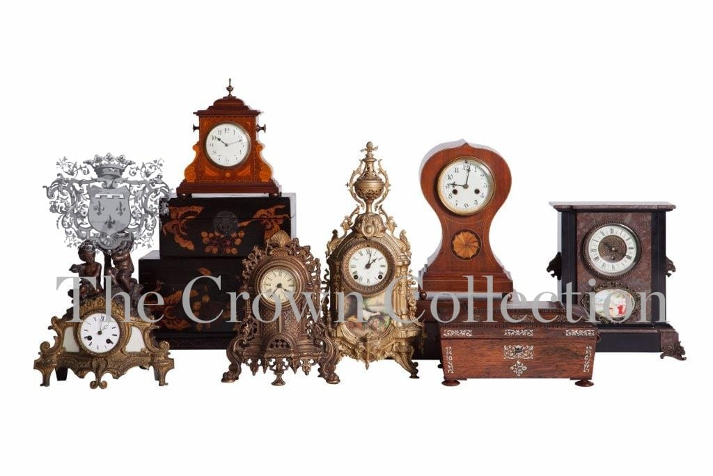 Clocks & Grandfather / Longcase Clocks
