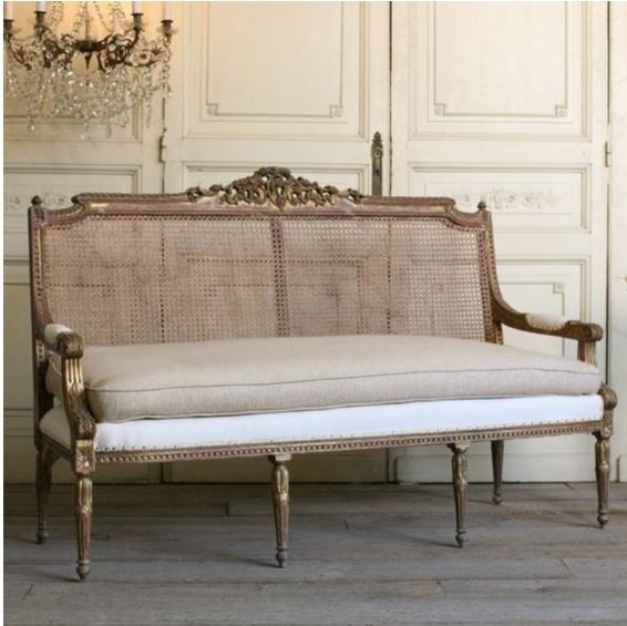 Louis XVI French Antique Furniture