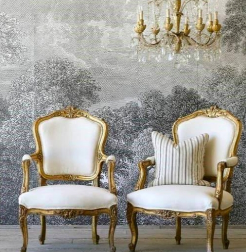 Louis XV French Antique Furniture