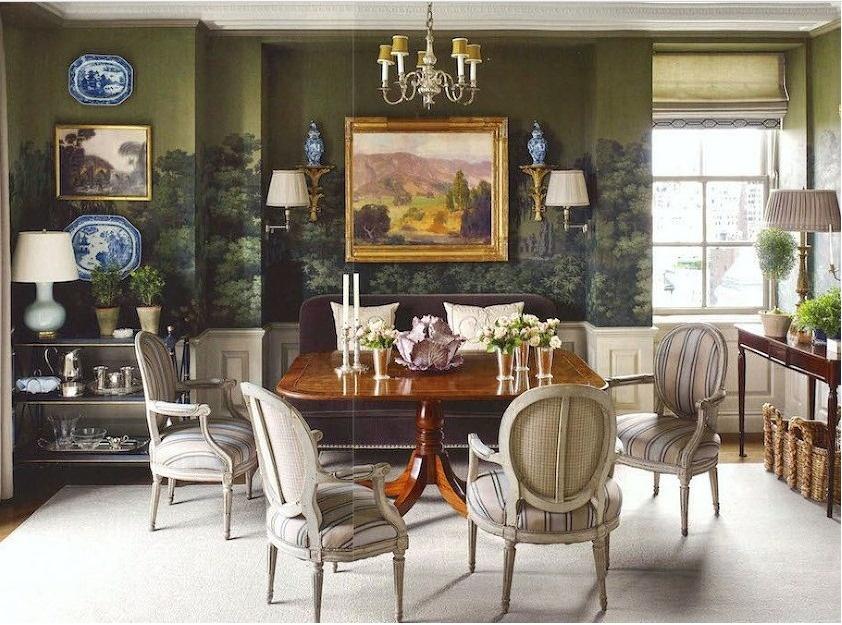 Antique Furniture sustainability, eco-friendly