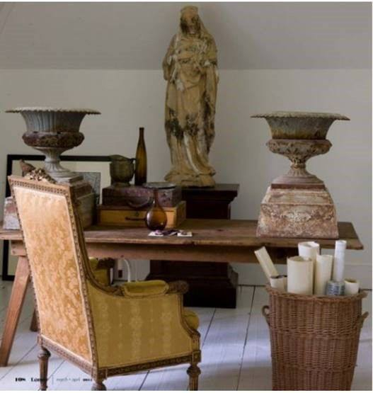 Louis XIV French Antique Furniture
